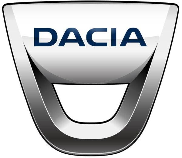 dacia logo new